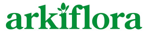 Arkiflora logotyp